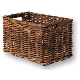 Basil Dorset M Bicycle Basket, nature brown